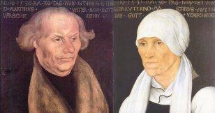 هانز ومارغريت لوثر - والدا مارتن